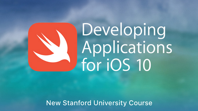 DevelopingiOS10AppswithSwift(斯坦福大学公开课:使用Swift开发iOS10应用程序)